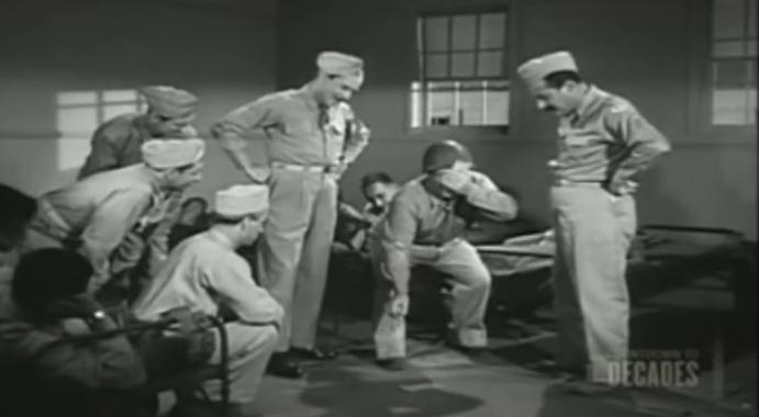Abbott  & Costello Playing Craps